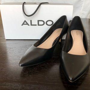 Aldo Sieria Kitten Heels in Black